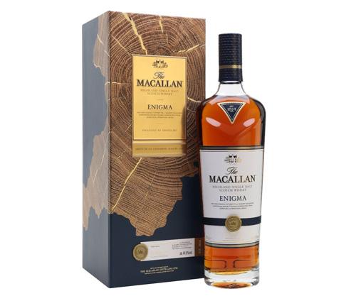 The Macallan Enigma Single Malt Scotch Whisky 700mL