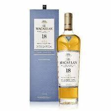 The Macallan Fine Oak Triple Cask Matured 18 Year Old Single Malt Scotch Whisky (700ml) - 2019 Release