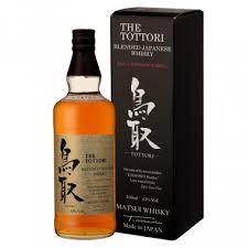 The Tottori Bourbon Barrel Blended Japanese Whisky (700ml)