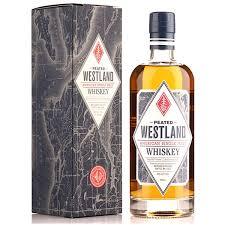 Westland American Single Malt Peated Whiskey 700mL