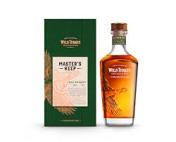 Wild Turkey Master's Keep Cornerstone Rye Whiskey (750ml)