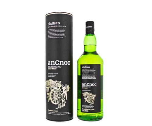 Ancnoc Rudhan Single Malt Scotch Whisky 1000mL