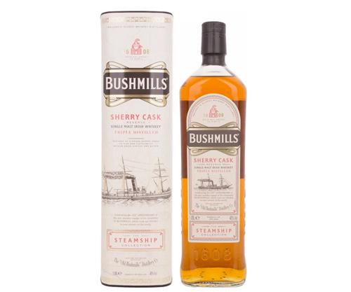 Bushmills Steamship Collection Sherry Cask Reserve Single Malt Irish Whisky 1000ml
