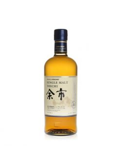 Nikka Yoichi Single Malt Japanese Whisky (700ml)