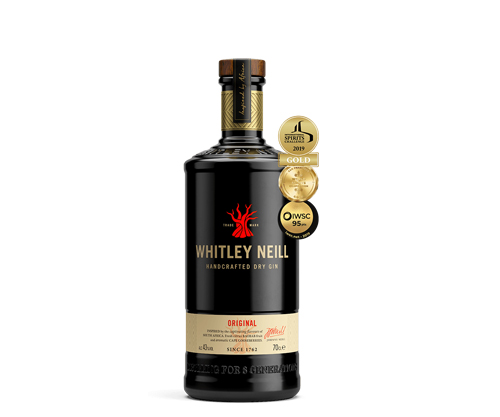 Whitley Neill Original Handcrafted Dry Gin 700ml