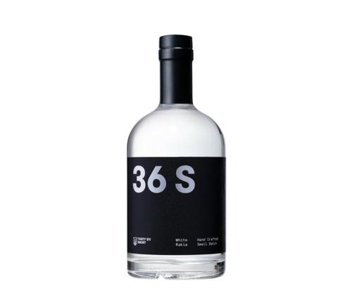 36 Short White Rakia 500mL