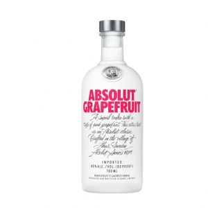Absolut Grapefruit Vodka 700ml