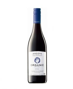 Angove Organic Shiraz 750ml