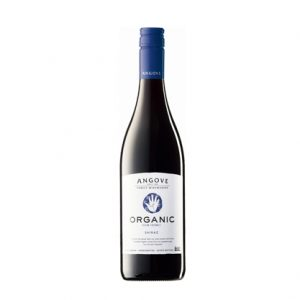 Angove Organic Shiraz 750ml