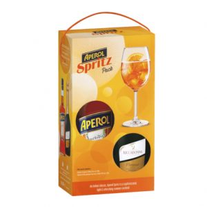Aperol Spritz and Riccadonna Prosecco Gift Pack