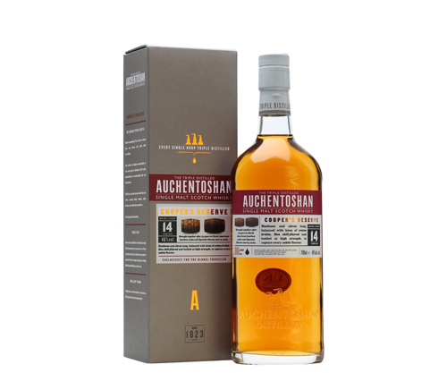 Auchentoshan 14 Year Old Coopers Reserve 700mL