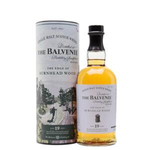 Balvenie The Edge of Burnhead Wood 19 Year Old Single Malt Scotch Whisky 700ml