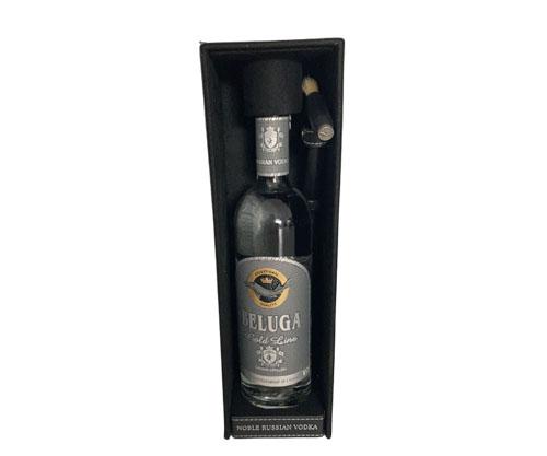 Beluga Gold Line Vodka Leather 700ML