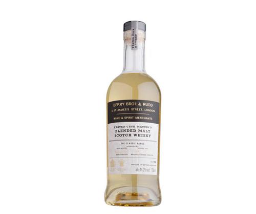 Berry Bros & Rudd Classic Peated Cask Blended Malt Scotch Whisky 700ml