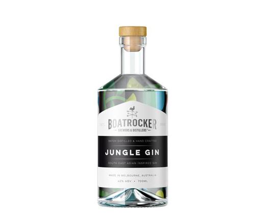 Boatrocker Jungle Gin 700mL
