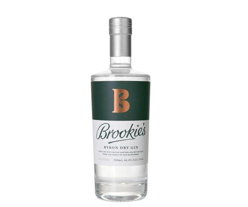 Brookies Byron Dry Gin 700ml