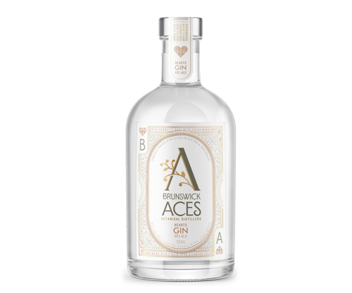 Brunswick Aces Hearts Blend Gin 700ml