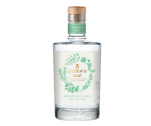 Ceders Non Alcoholic Wild Gin 500mL