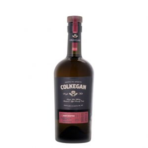Colkegan Apple Brandy Cask Finish Single Malt American Whiskey (750ml)