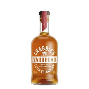 Crabbies Yardhead Single Malt Whisky 700mL