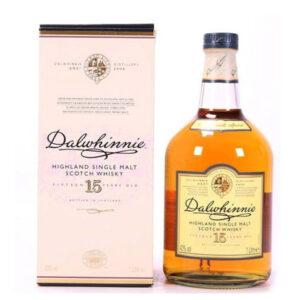 Dalwhinnie 15 Year Old Single Malt Scotch Whisky 1000ml