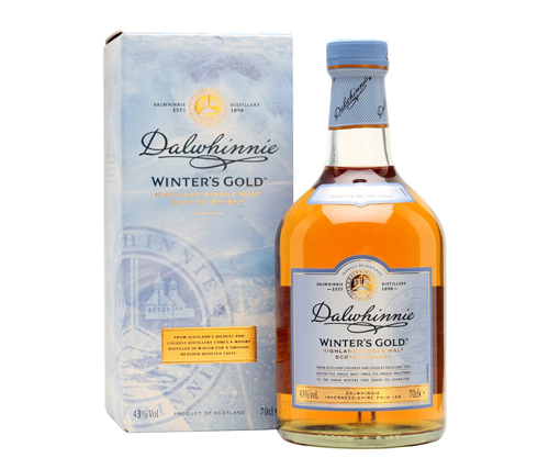 Dalwhinnie Winter's Gold Single Malt Scotch Whisky 700mL