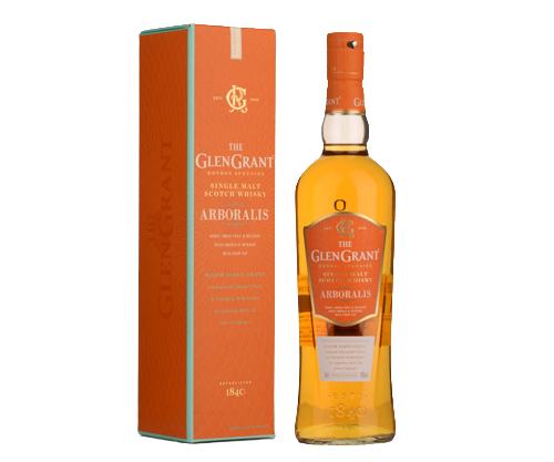 Glen Grant Arboralis Single Malt Scotch Whisky 700mL