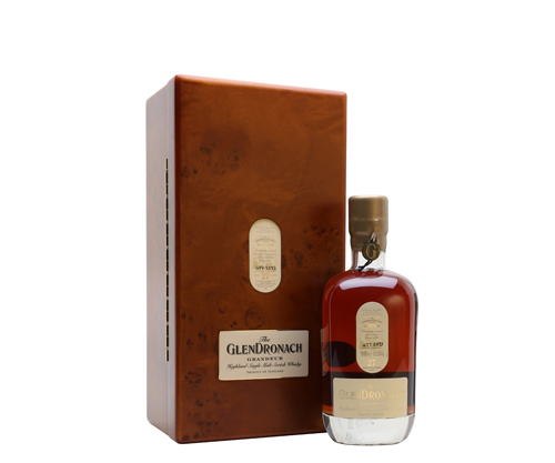 GlenDronach Batch 10 Grandeur 27 Year Old Scotch Whisky 700mL