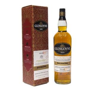 Glengoyne Balbaina Single Malt Scotch Whisky (1000ml)