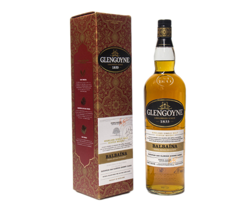 Glengoyne Balbaina Single Malt Scotch Whisky (1000ml)