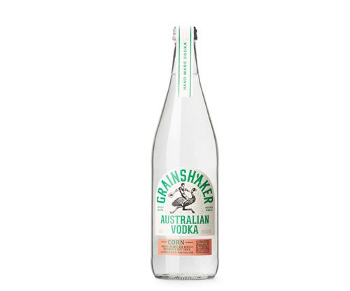 Grainshaker Australia Corn Vodka 750ml
