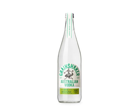 Grainshaker Rye Australian Vodka 750ml
