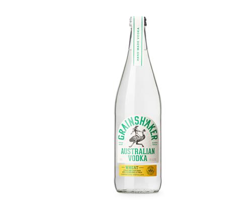 Grainshaker Wheat Australia Vodka 750ml
