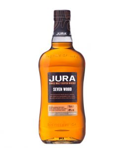 Isle of Jura Seven Wood Whisky 700ml