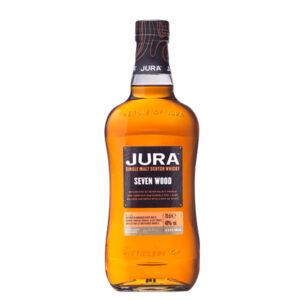 Isle of Jura Seven Wood Whisky 700ml