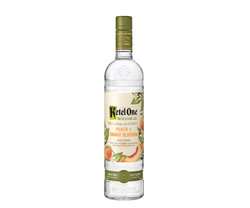 Ketel One Botanical Peach & Orange Blossom Vodka 700mL
