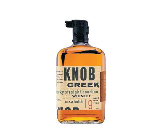 Knob Creek 100 Proof 9 Year Old Small Batch Bourbon Whiskey 700ml