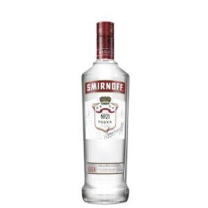 Smirnoff Red Label Vodka 1000ml