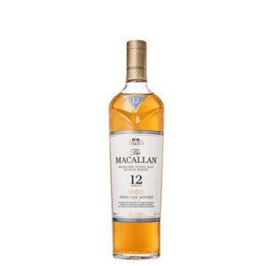 The Macallan 12 Year Old Triple Cask Matured Single Malt Scotch Whisky 700mL