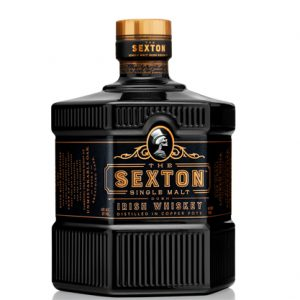 The Sexton Single Malt Irish Whiskey 700mL