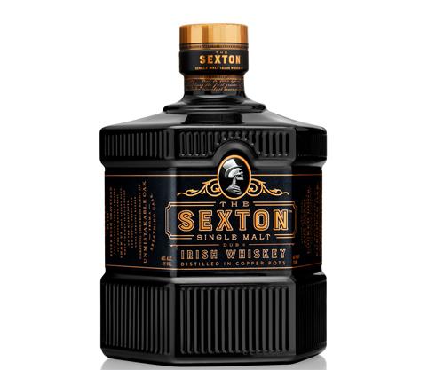 The Sexton Single Malt Irish Whiskey 700mL
