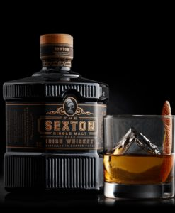 The Sexton Single Malt Irish Whiskey (700ml)
