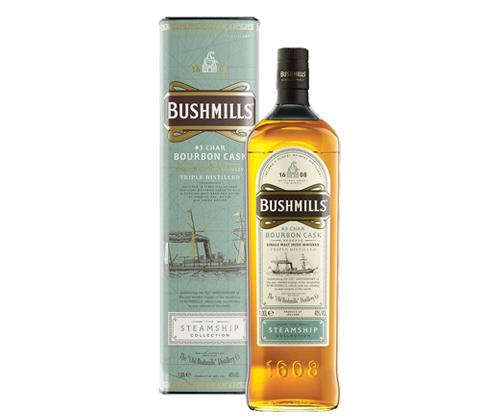 Bushmills Steamship Bourbon Cask 1000mL