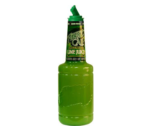 FINEST CALL LIME JUICE 1000ml