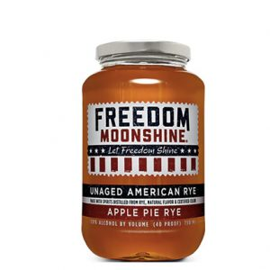Freedom Moonshine Apple Pie Rye 750ml