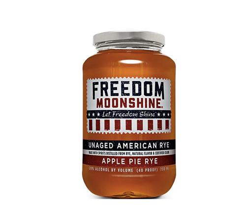 Freedom Moonshine Apple Pie Rye 750ml