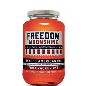 Freedom Moonshine Firecracker Rye 750mL