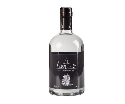 Herno Navy Strength Gin 500ml