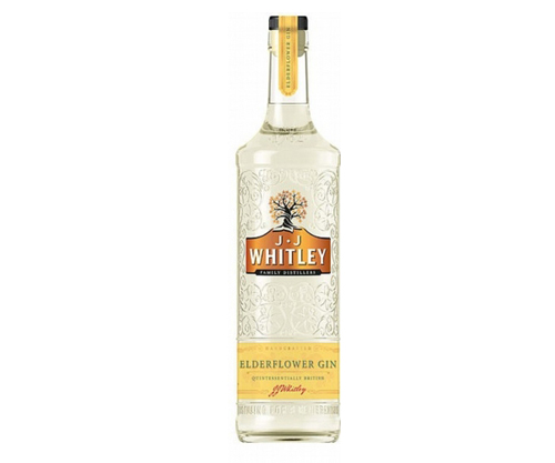 JJ Whitley Elderflower Gin 700ml