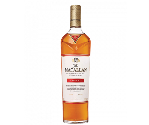 Macallan Classic Cut Single Malt Scotch Whisky 700mL